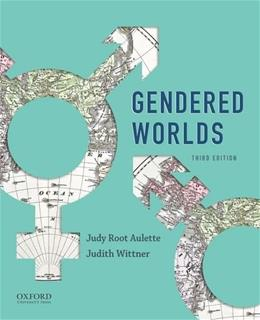 Gendered Worlds 3 9780199335619