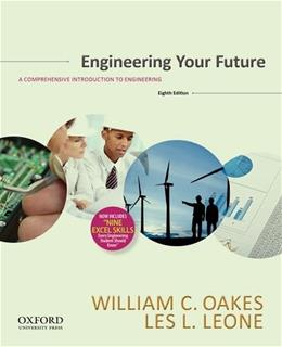 Engineering Your Future: Comprehensive 8 9780199348015