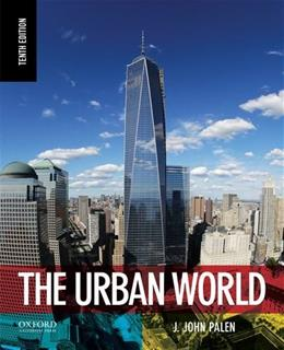 The Urban World 10 9780199371969