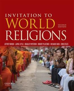 Invitation to World Religions 2 9780199378364