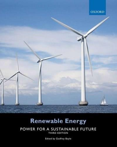 Renewable Energy: Power for a Sustainable Future 3 9780199545339