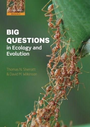 Big Questions in Ecology and Evolution, by Sherratt 9780199548613