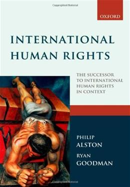 International Human Rights, by Alston 9780199578726