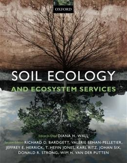 Soil Ecology and Ecosystem Services 9780199688166