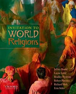 Invitation to World Religions 1 9780199738434