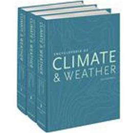 Encyclopedia of Climate and Weather, by Schneider, 2nd Edition 9780199765324