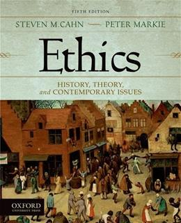 Ethics: History, Theory, and Contemporary Issues 5 9780199797264