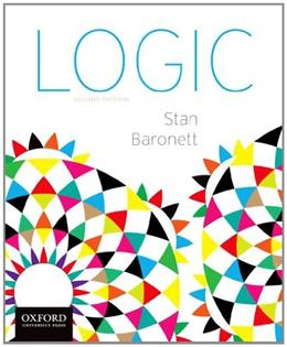 Logic, by Baronett, 2nd Edition 9780199846313