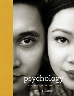 Psychology: Contemporary Perspectives 1 9780199856619