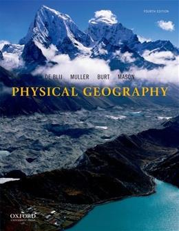 Physical Geography: The Global Environment 4 9780199859610