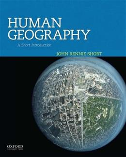 Human Geography: A Short Introduction 1 9780199925124