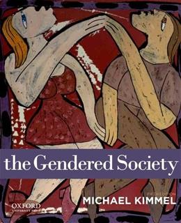 The Gendered Society 5 9780199927463