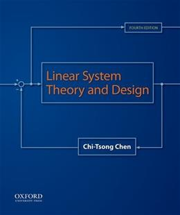 Linear System Theory and Design (The Oxford Series in Electrical and Computer Engineering) 4 9780199959570
