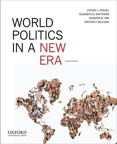 World Politics in a New Era 6 9780199965625