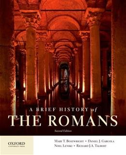 A Brief History of the Romans 2 9780199987559