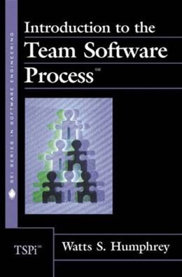 Introduction to the Team Software Process 1 9780201477191