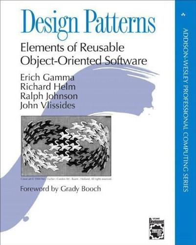 Design Patterns: Elements of Reusable Object-Oriented Software 1 9780201633610