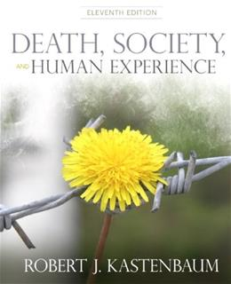 Death, Society, and Human Experience 11 9780205001088