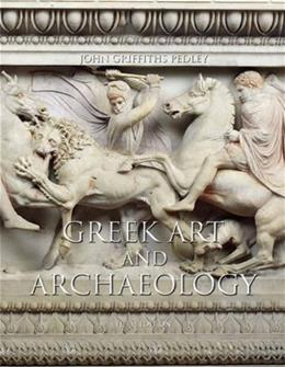 Greek Art and Archaeology (5th Edition) 9780205001330