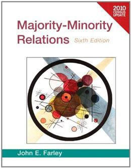 Majority-Minority Relations Census Update (6th Edition) 9780205006571