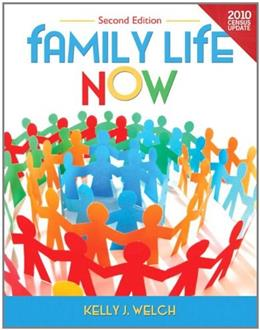 Family Life Now Census Update (2nd Edition) 9780205006830