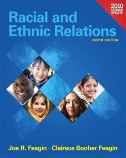 Racial and Ethnic Relations, Census Update (9th Edition) 9780205024995