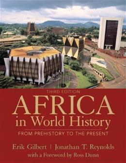 Africa in World  History (3rd Edition) 9780205053995