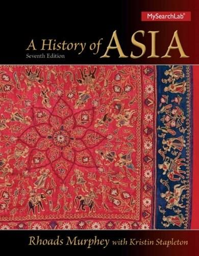 A History of Asia 7 9780205168552