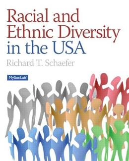 Racial and Ethnic Diversity in the USA 1 9780205181889