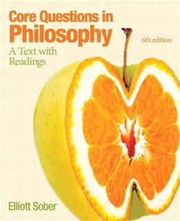 Core Questions in Philosophy: A Text with Readings (6th Edition) (Mythinkinglab) 6 PKG 9780205206698