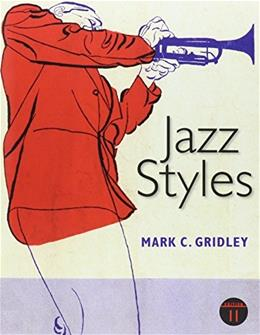 Jazz Styles, by Gridley, 11th Edition 11 PKG 9780205230815