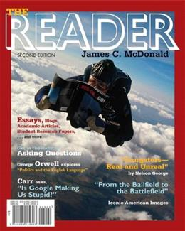 Reader, by McDonald, 2nd Edition 9780205244393