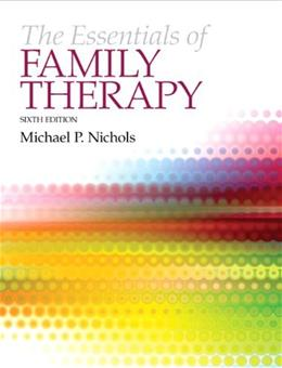The Essentials of Family Therapy (6th Edition) 9780205249008