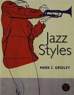 Jazz Styles, by Gridley, 11th Edition 11 w/CD 9780205253616