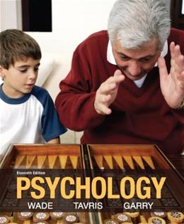 Psychology (11th Edition) 9780205254316