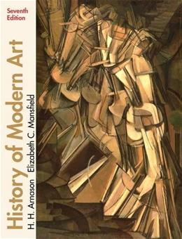 History of Modern Art (Paperback) (7th Edition) 9780205259472