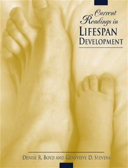 Current Readings in Lifespan Development 1 9780205322190