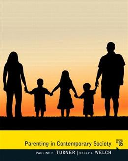 Parenting in Contemporary Society (5th Edition) 9780205379033