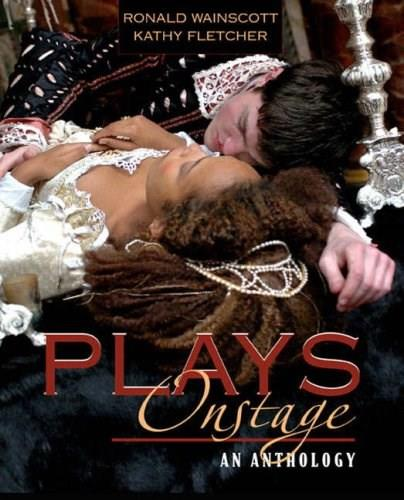 Plays Onstage: An Anthology, by Wainscott 9780205405749