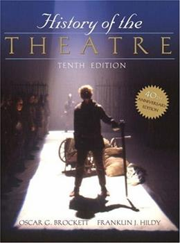 History of the Theatre 10 9780205511860