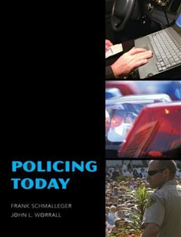 Policing Today 1 9780205515516