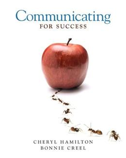 Communicating for Success 1 9780205524754