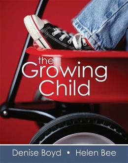 The Growing Child 1 9780205545964