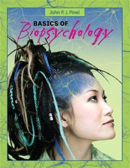 Basics of Biopsychology, by Pinel PKG 9780205602391