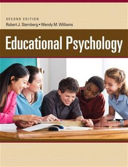Educational Psychology (2nd Edition) 9780205626076