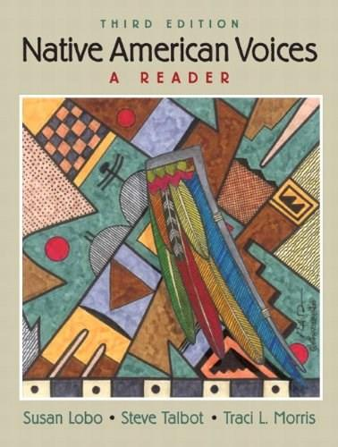 Native American Voices 3 9780205633944