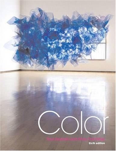 Color, by Zelanksi, 6th Edition 9780205635603