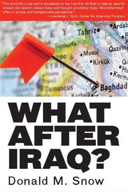 What After Iraq? 1 9780205642847