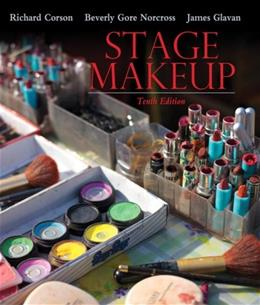 Stage Makeup 10 9780205644544