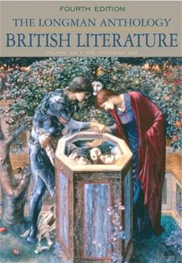 Longman Anthology of British Literature, by Damrosch, 4th Edition, Volume 2B: The Victorian Age 9780205655267